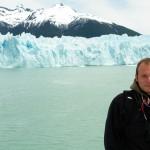 lodowiec Moreno - Argentyna 2009 - fot. Gerardo